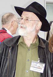 Терри Пратчетт(2005 год)