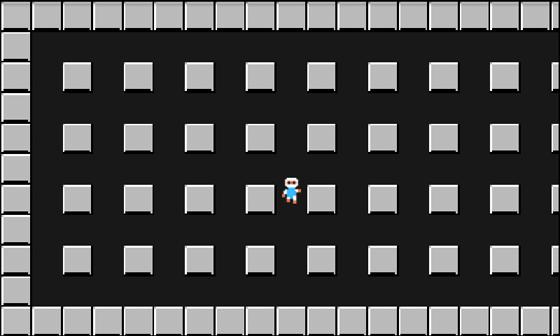 Bomberman на Android - Прототип