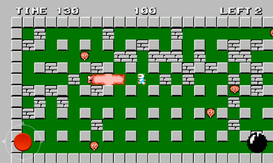 Bomberman на Android
