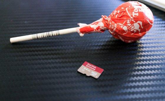 Lollipop: поддержка sd карты