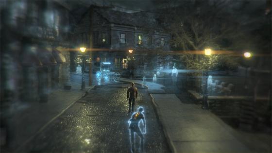 Армия призраков в Murdered: Soul Suspect