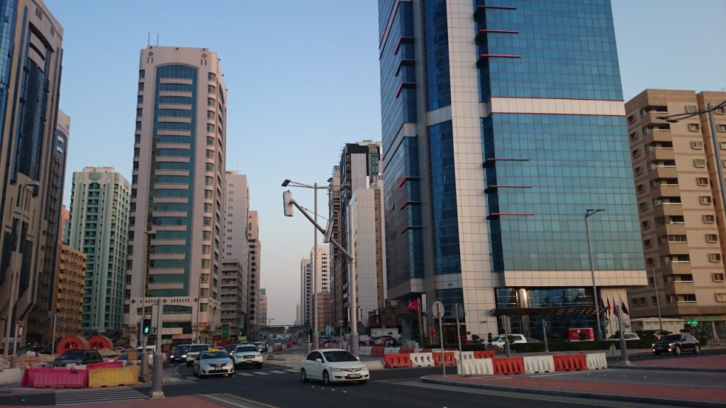Бизнесцентр Абу-Даби