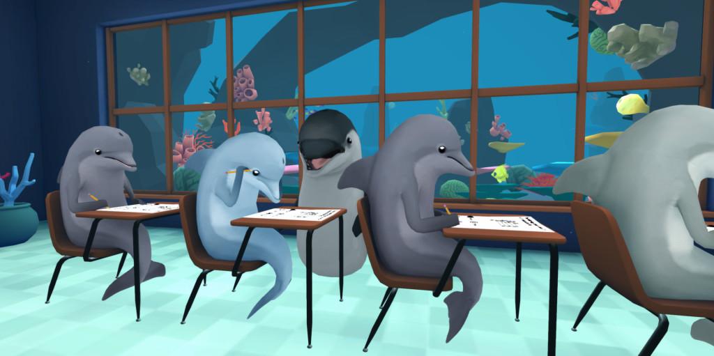 Classroom-Aquatic