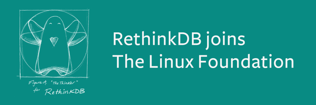rethinkdb-linux-foundation
