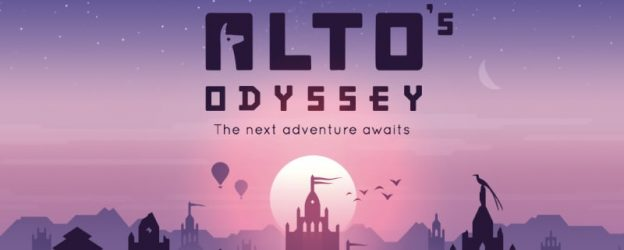 Alto's odyssey The next adventure awaits