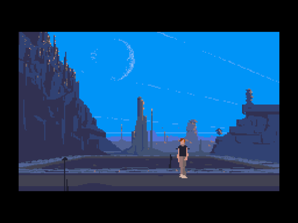 Another World, NTSC