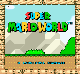 Super Mario World, PAL